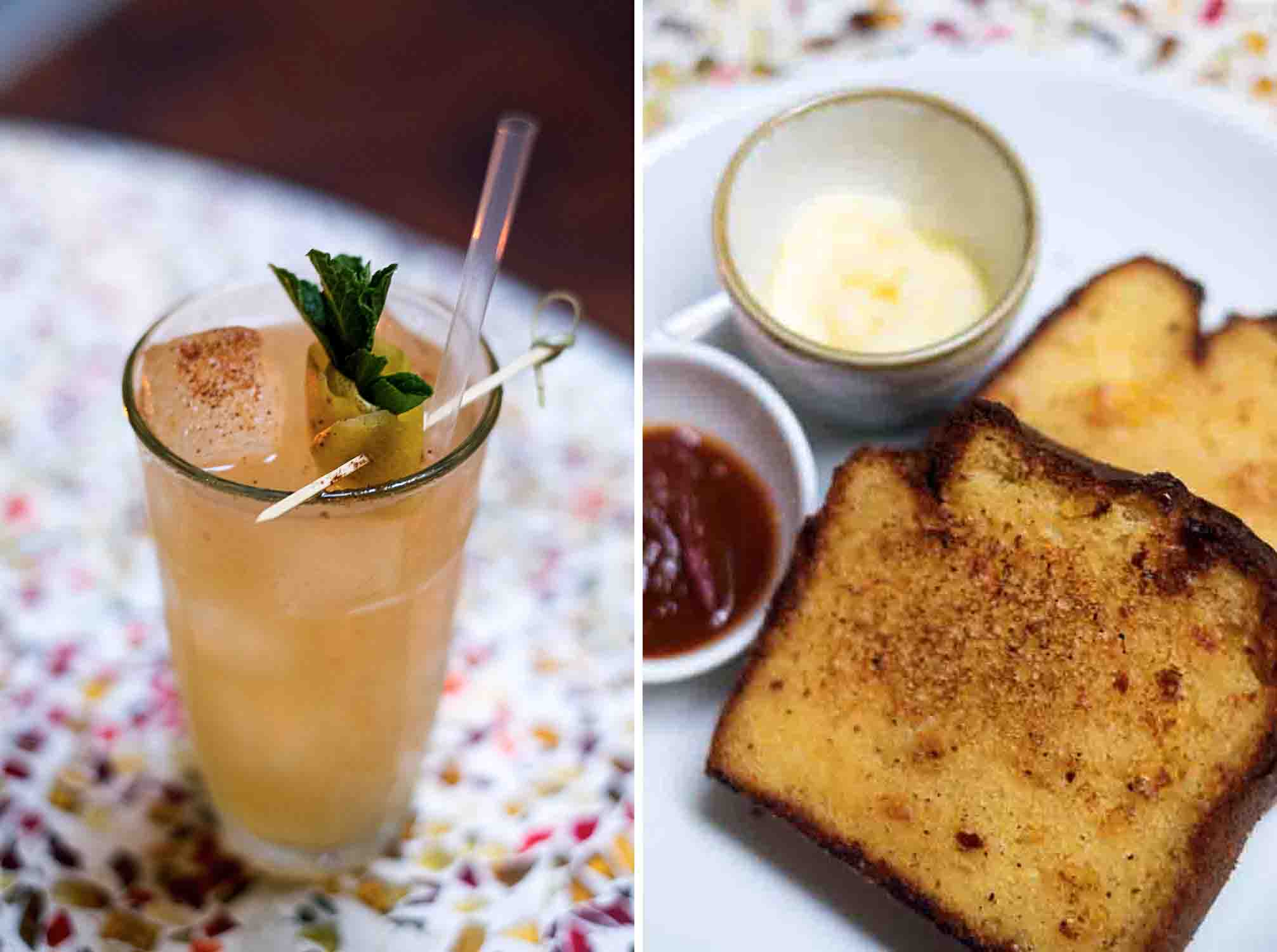 Red Rooster restaurant in Shoreditch, London by New York chef and restaurateur Marcus Samuelsson