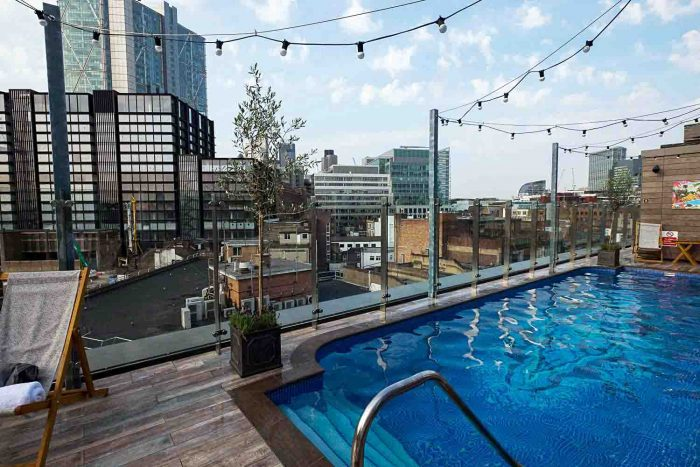 The Curtain Hotel and Private Members Club in Shoreditch, London