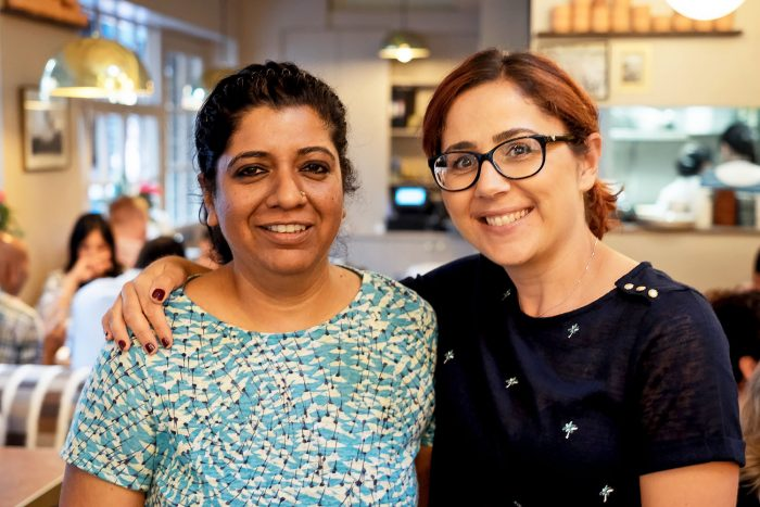 Indian home cooking with Asma Khan at Darjeeling Express - Kingly Court, Carnaby - London