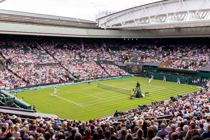 The Championships, Wimbledon 2017 in London, UK