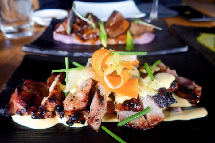 Nikkei-inspired Brunch at Chotto Matte in Soho, London
