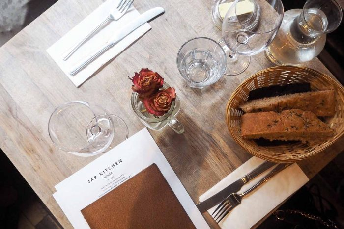 Farm-to-Table Dining at Jar Kitchen in Covent Garden