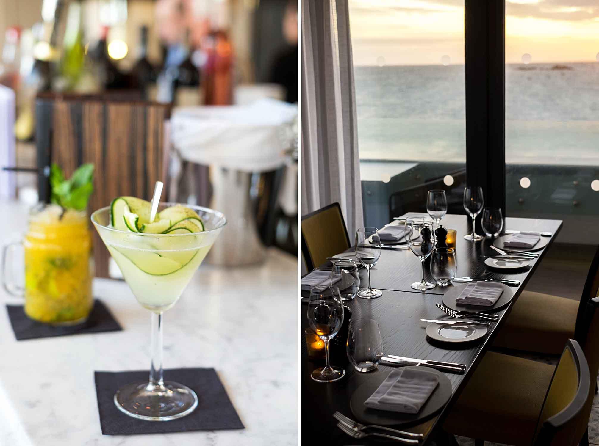 La Reunion restaurant - Guernsey, Channel Islands