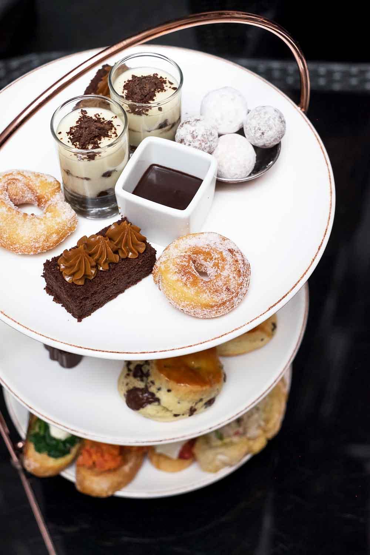 Afternoon tea at Mayfair Kitchen in London | Mondomulia
