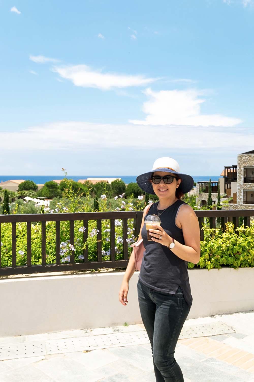 The Westin Hotel at Costa Navarino Luxury Resort in Messinia, southwest Greece