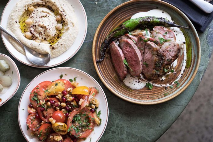 From the streets of Istanbul to London: an authentic Turkish meal at Yosma in Marylebone