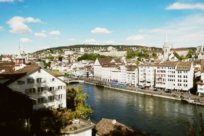 Visit Zurich: 48 Hours in the Swiss City