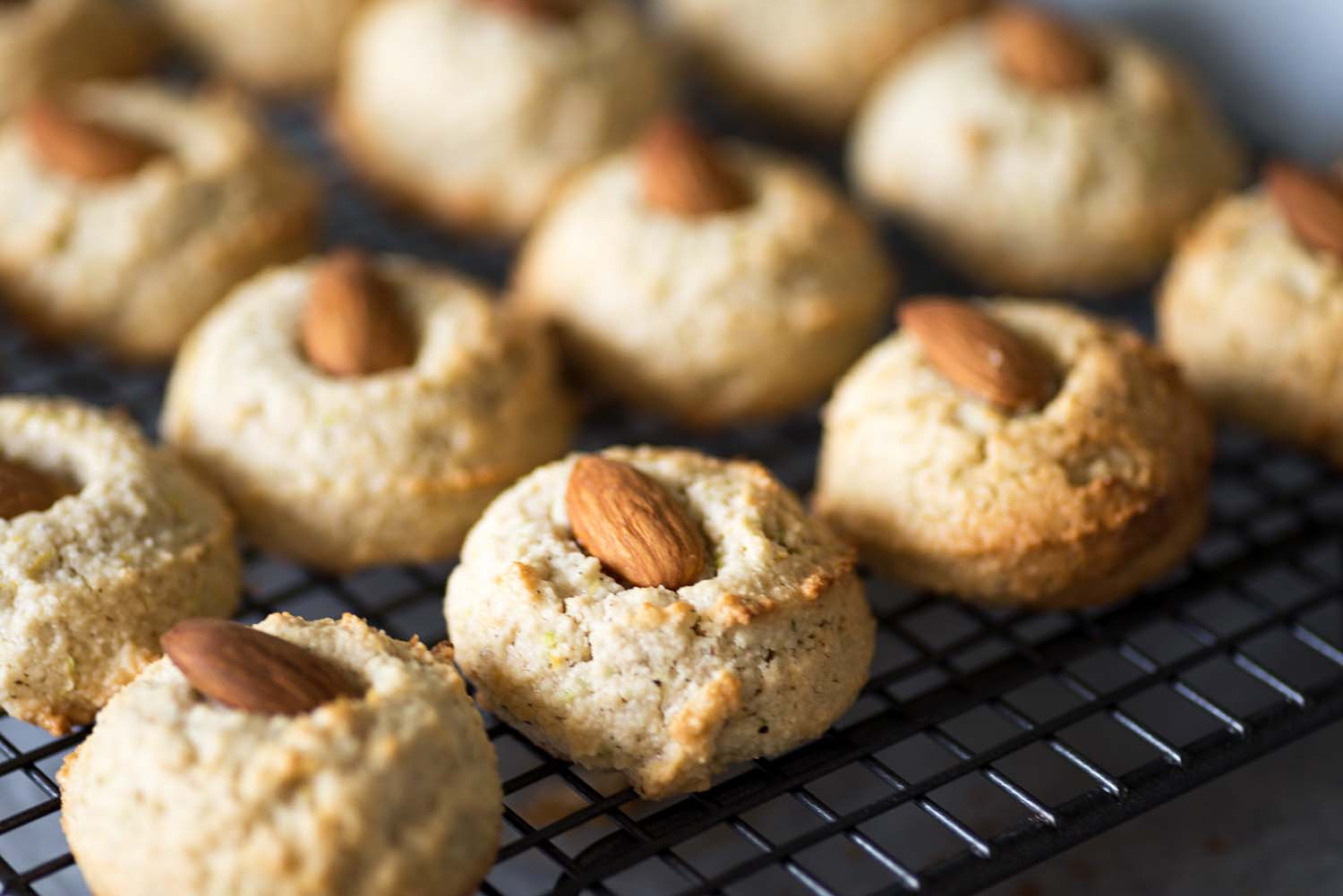 Soft Sicilian Almond Cookies Dairy And Gluten Free