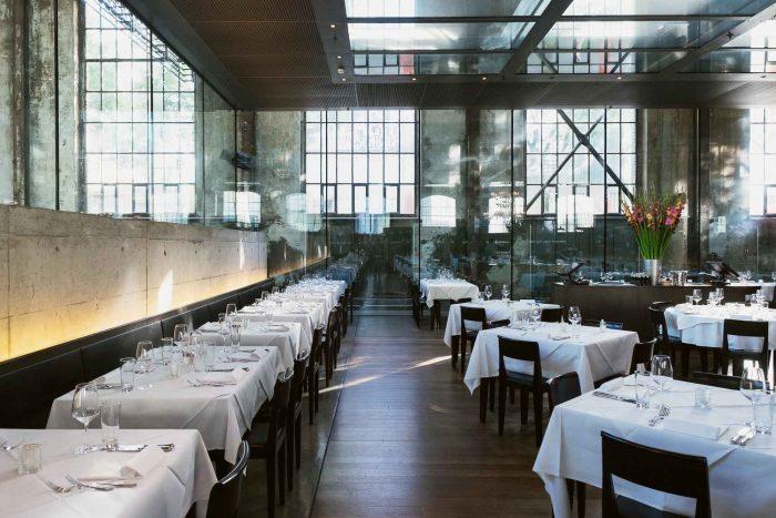 LaSalle restaurant in Zurich West