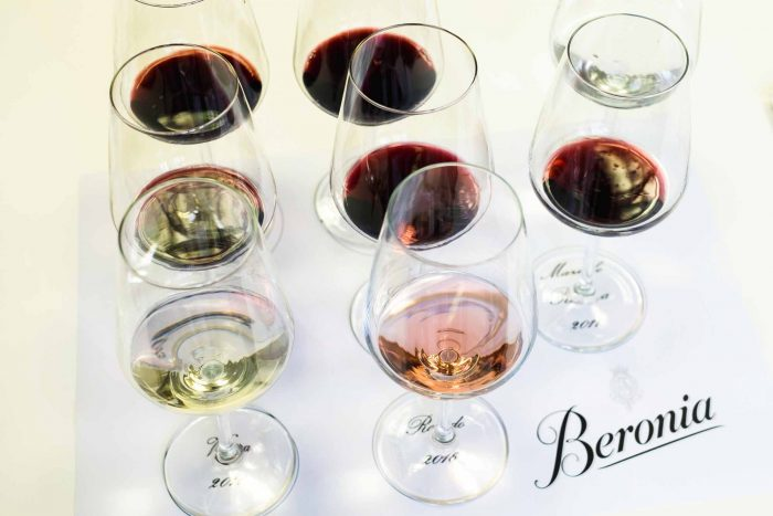 My Wine Tour of Beronia Winery in Ollauri, Rioja - Spain
