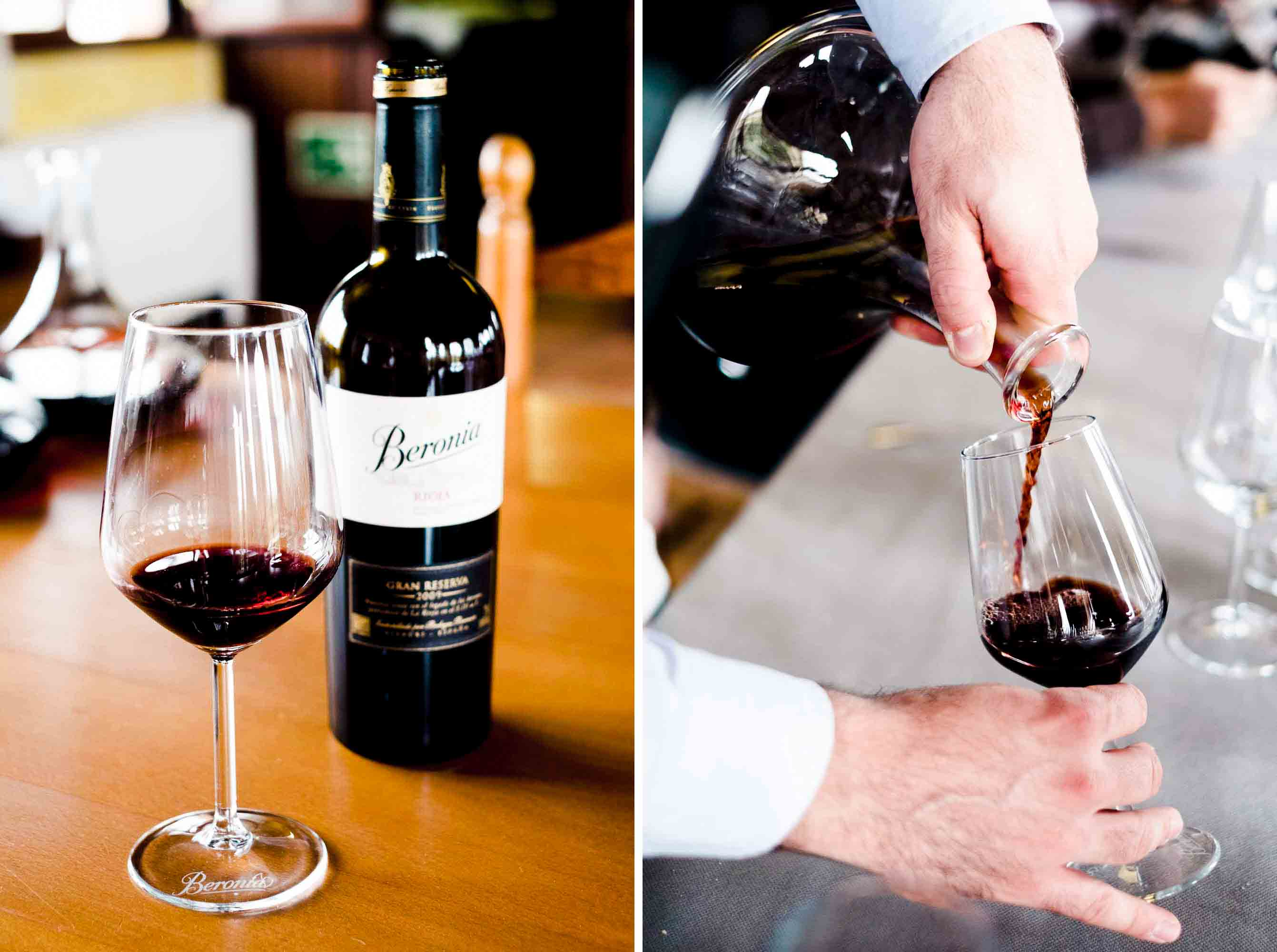 My Wine Tour of Beronia Winery in Ollauri, Rioja - Spain