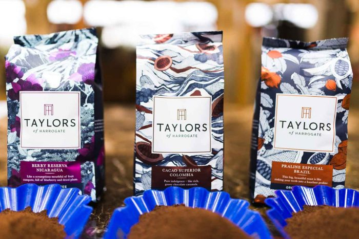An Extraordinary Journey with Taylors of Harrogate and Creating for Good