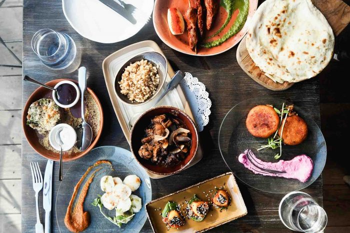 Indian Tapas at Lokhandwala in Fitzrovia