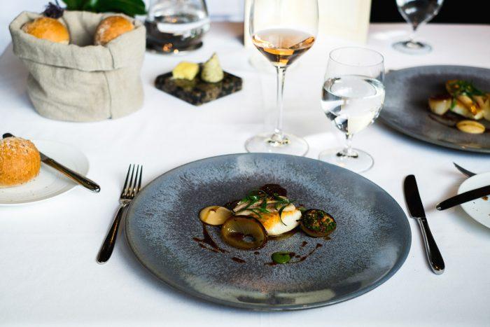 Michelin starred restaurant Bohemia in Saint Helier, Jersey