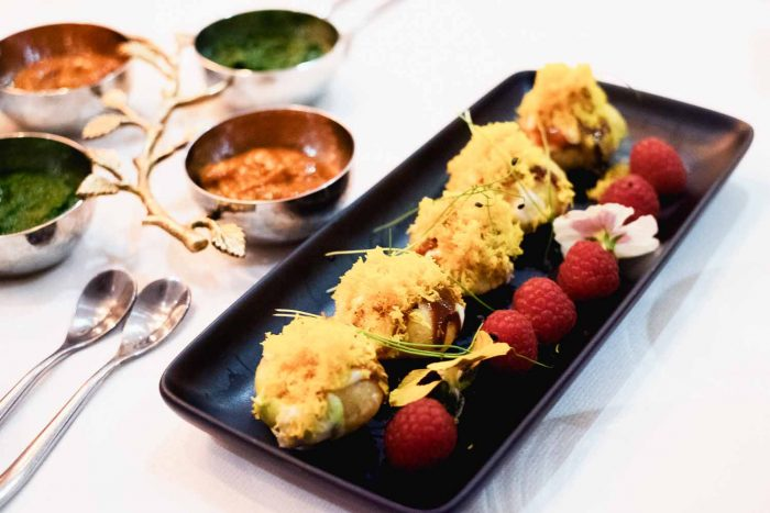 Bombay Palace restaurant in Connaught Village