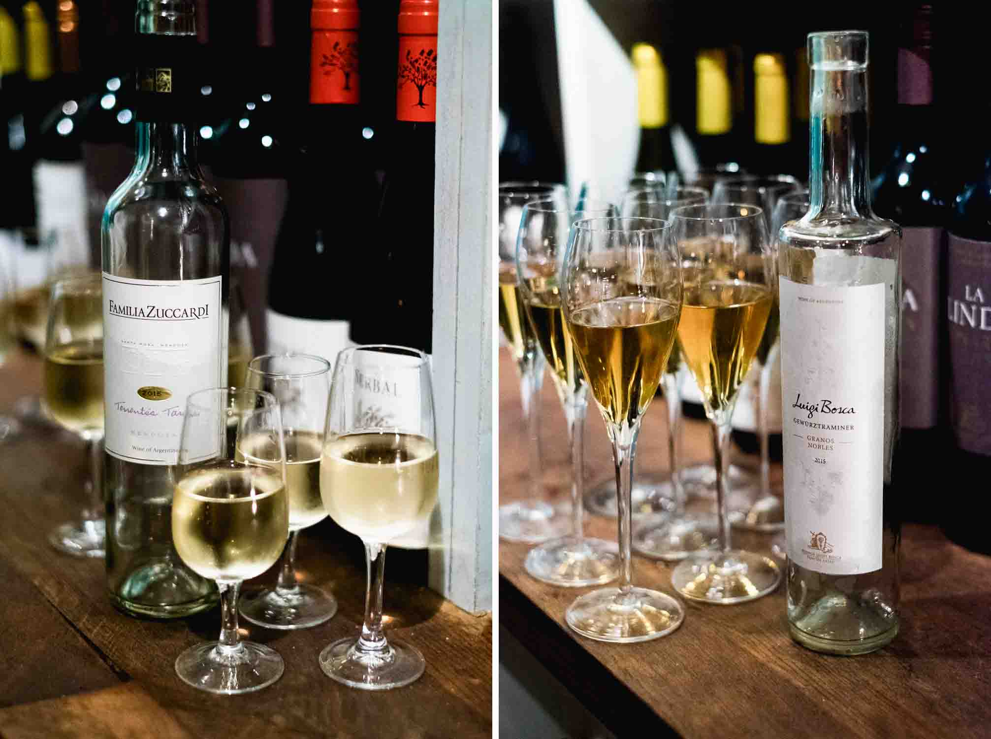Argentinian Wine tasting at Casa Malevo in Connaught Village