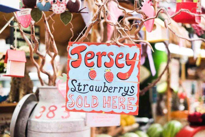 Central Market in Saint Helier - A Culinary Getaway in Jersey, Channel Islands