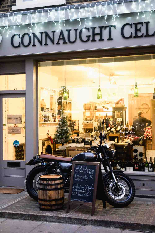 Wine Tasting at Connaught Cellars, London