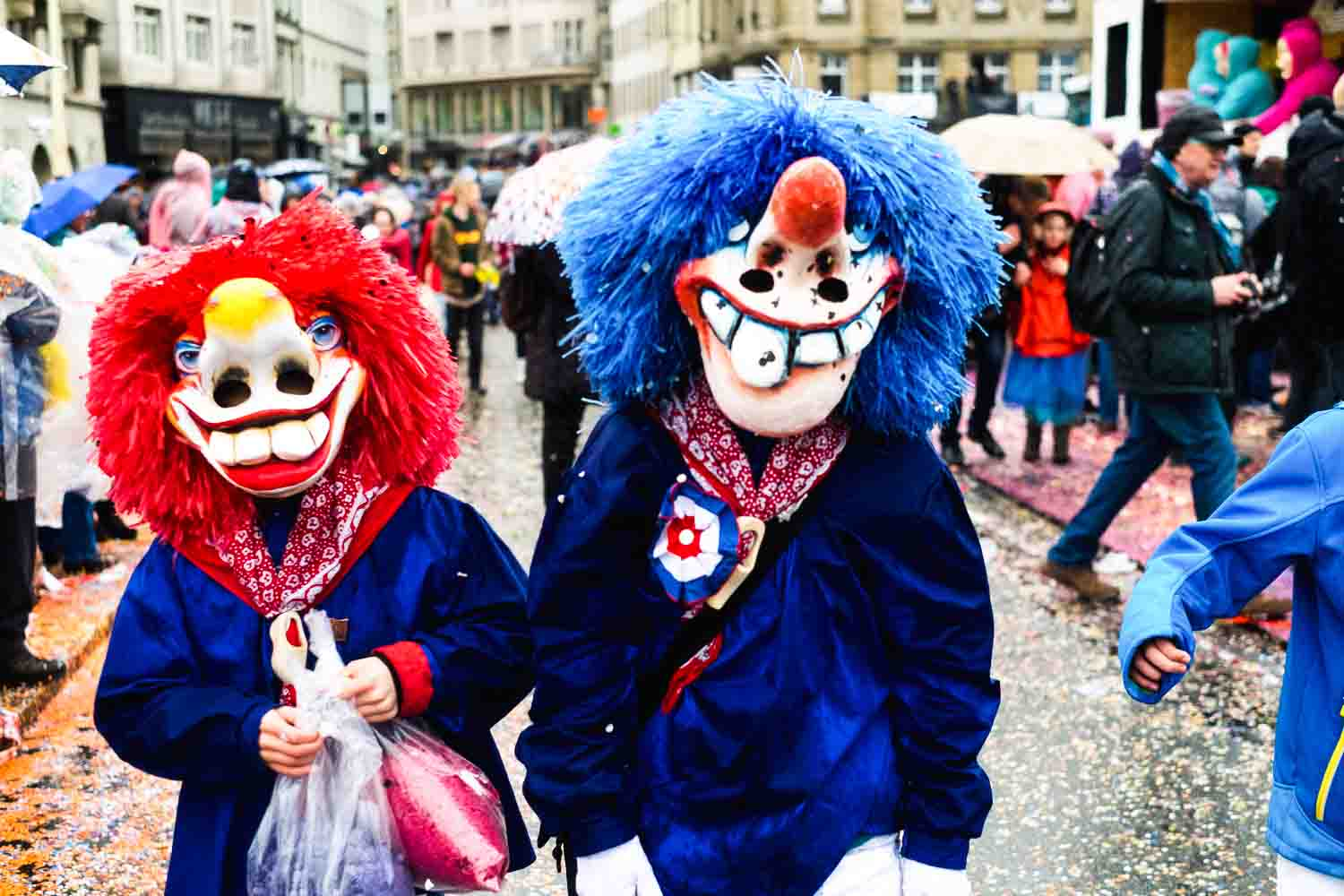Reasons to Visit Fasnacht Switzerland's Largest Carnival ...