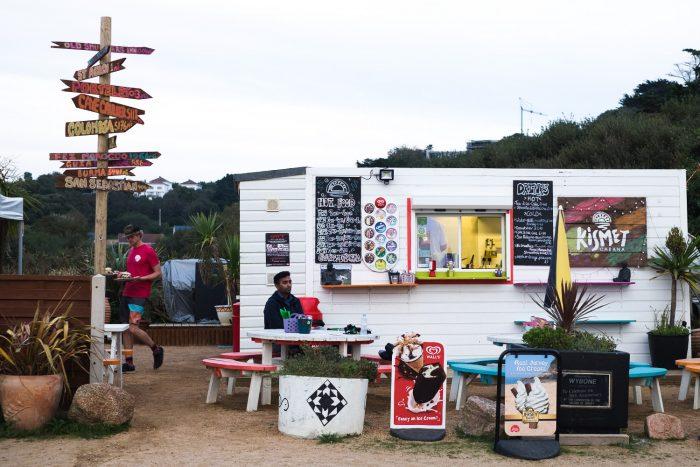 Kismet Cabana - Ouaisne Bay - Jersey