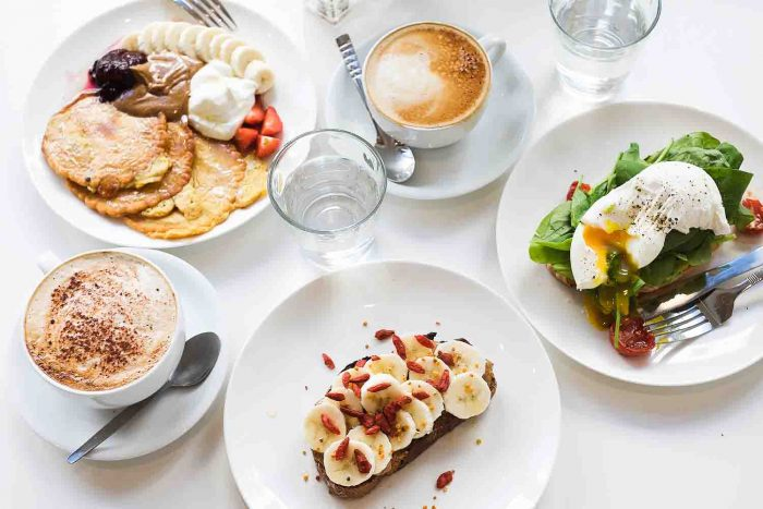 Nude Food Café - St Helier Jersey