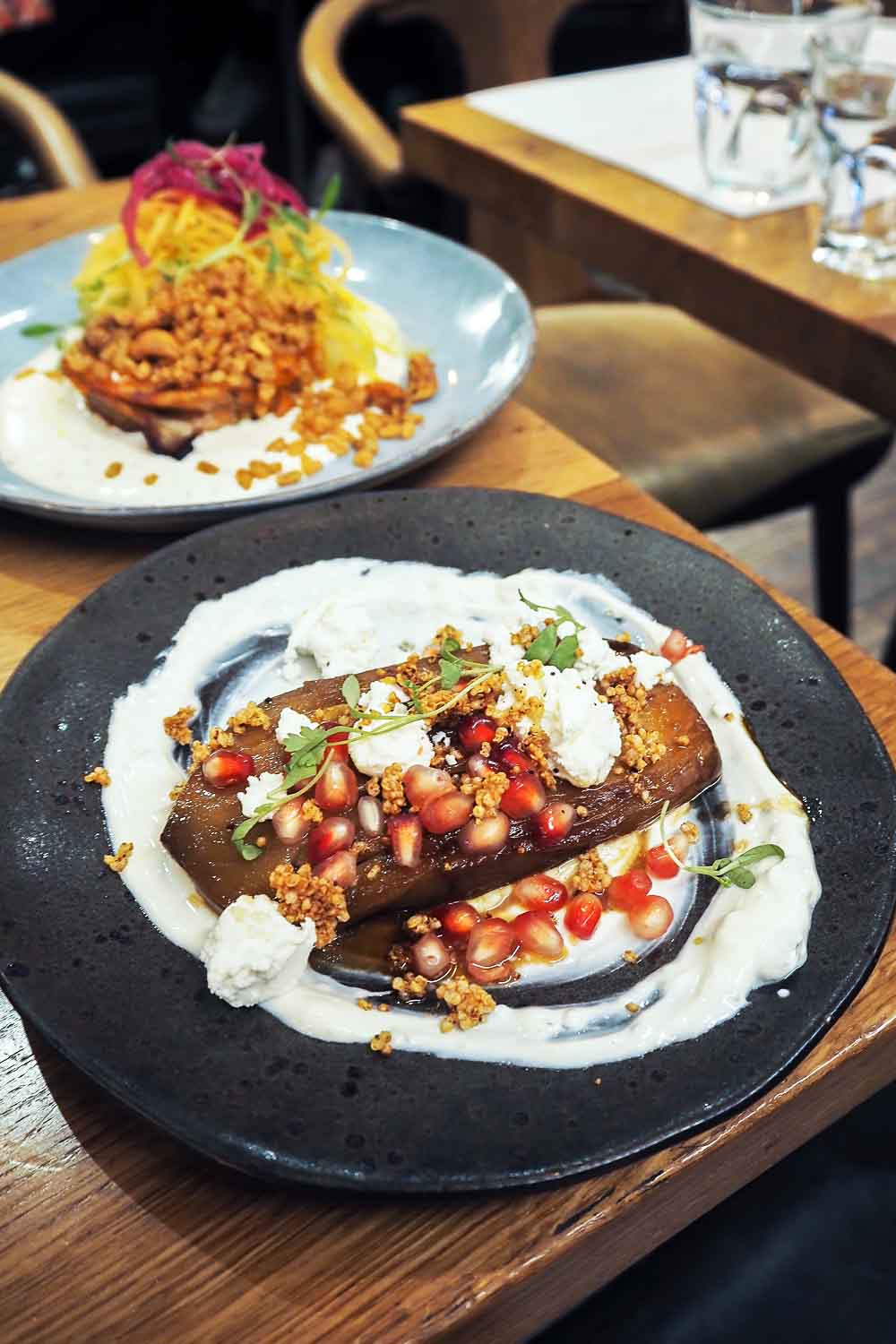 Taste the Flavours of Middle East and Asia at Foley's in Fitzrovia