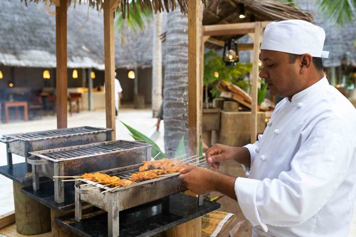 Asian Street Market - 7 Reasons to Stay at Gili Lankanfushi in the Maldives