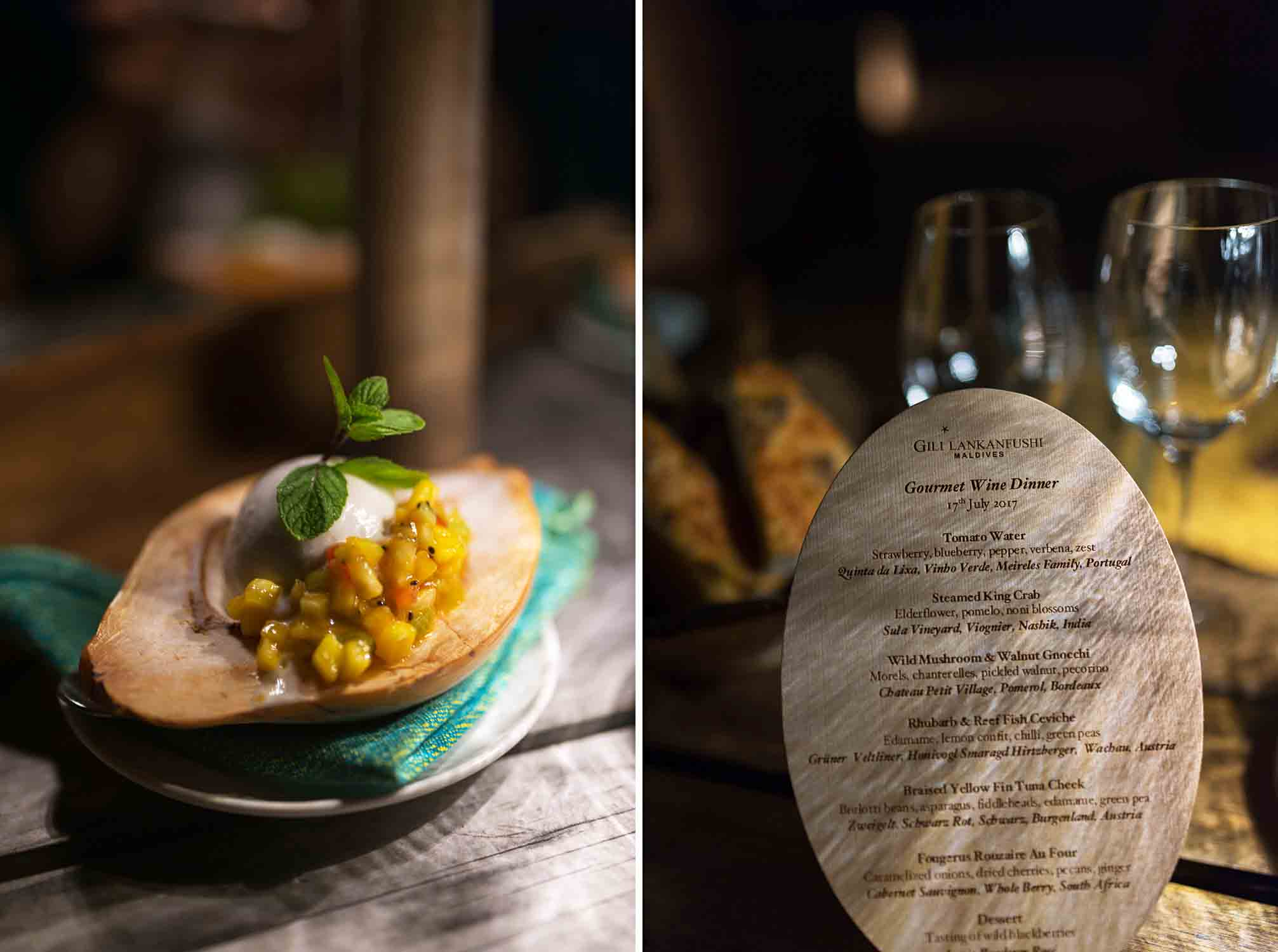 Private Dining Experience - 7 Reasons to Book at Holiday to Gili Lankanfushi in the Maldives