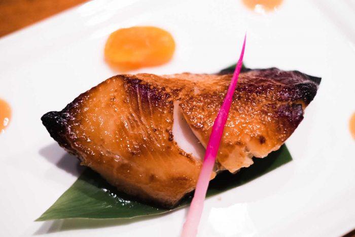 Black Cod Miso - Nobu restaurant at Puente Romano Beach Resort in Marbella, Spain