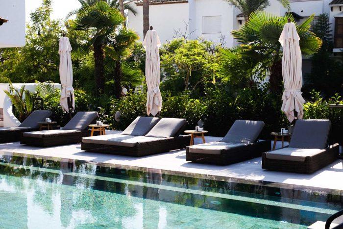 Nobu Hotel - Puente Romano Beach Resort, Marbella, Spain