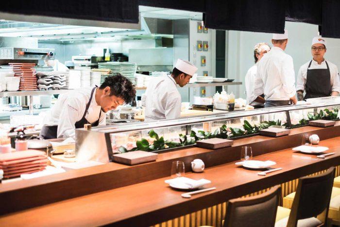 Omakase Tasting Menu at Nobu Shoreditch in London
