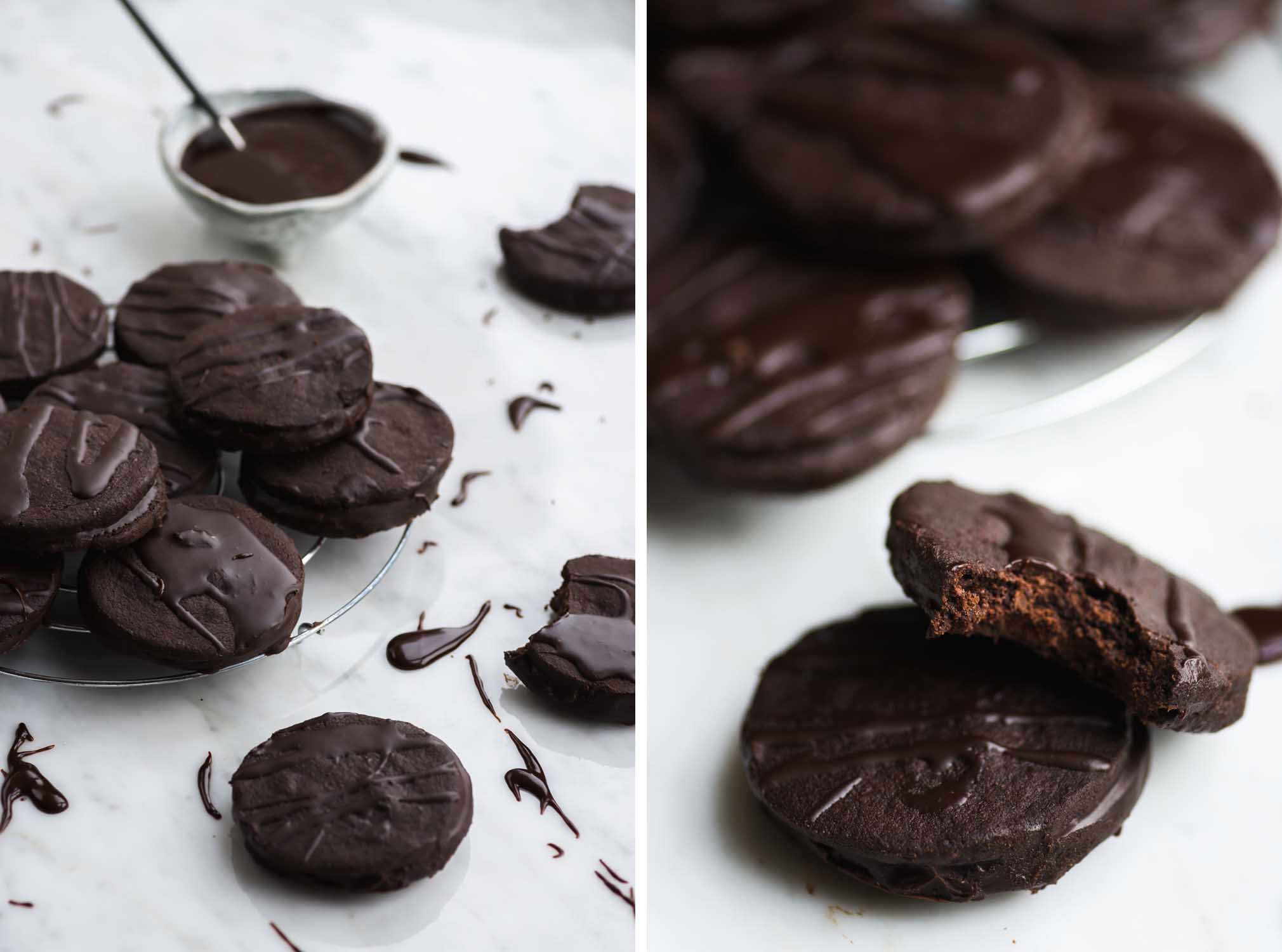 Chocolate 'O' Cookie Recipe by Yotam Ottolenghi and Helen Goh