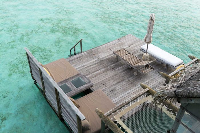 Over water Villa - 7 reasons to book a holiday to Gili Lankanfushi in the Maldives