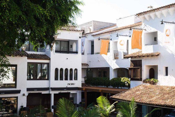 Plaza at Puente Romano Beach Resort, Marbella, Spain