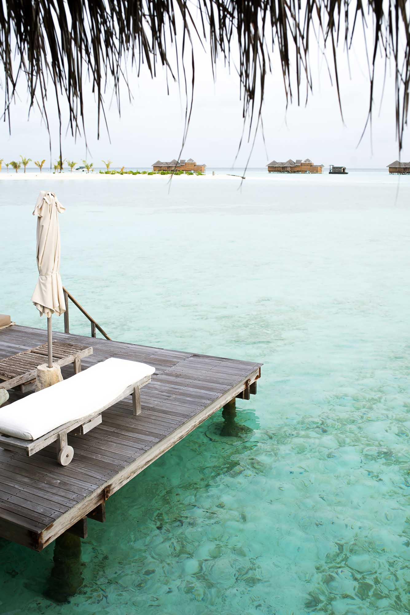 Gili Lankanfushi eco luxury resort in the Maldives