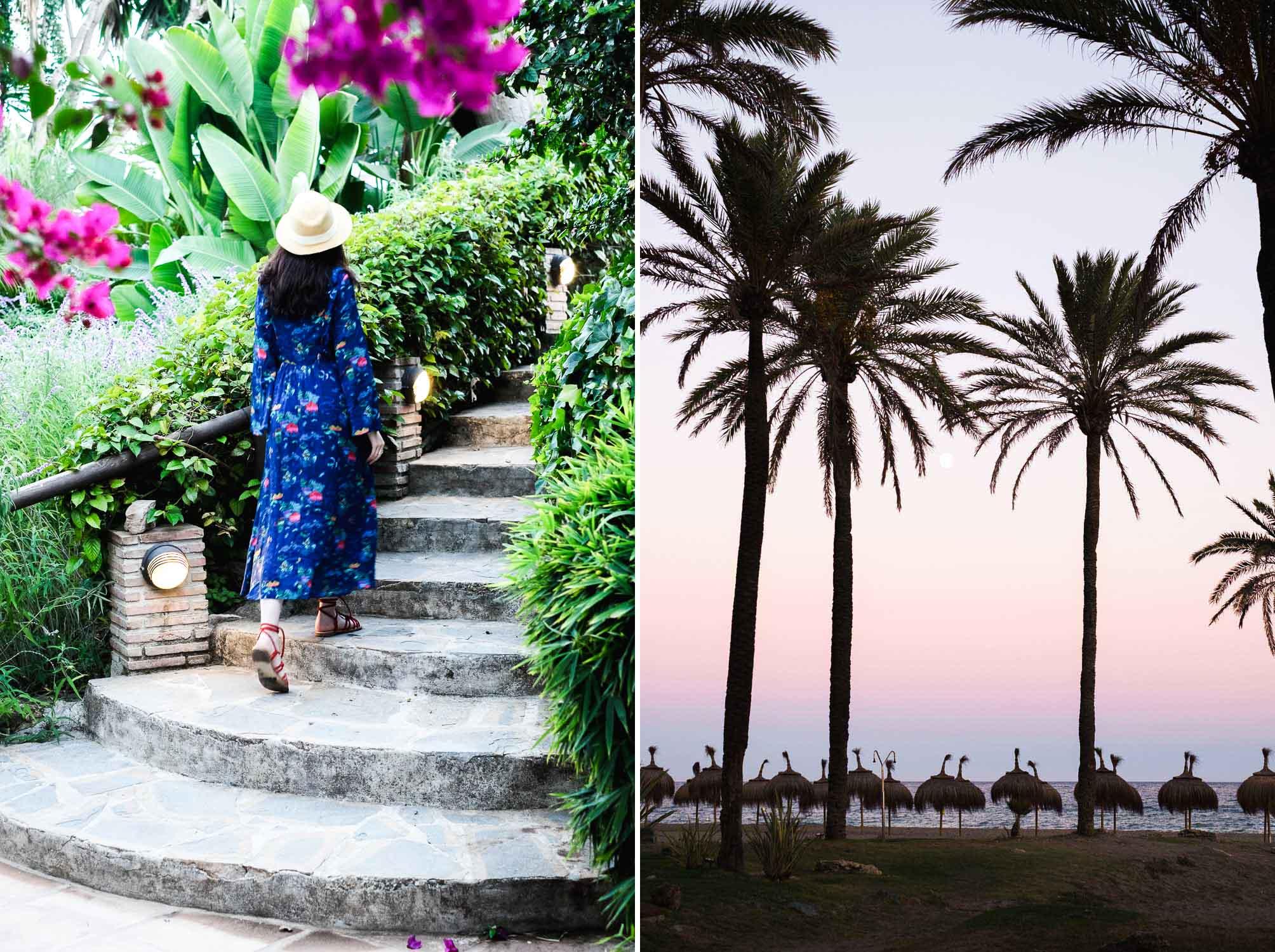 Puente Romano Beach Resort in Marbella, Spain