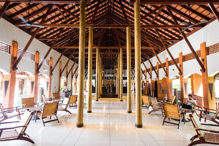 Lobby - Alila Diwa Goa, India
