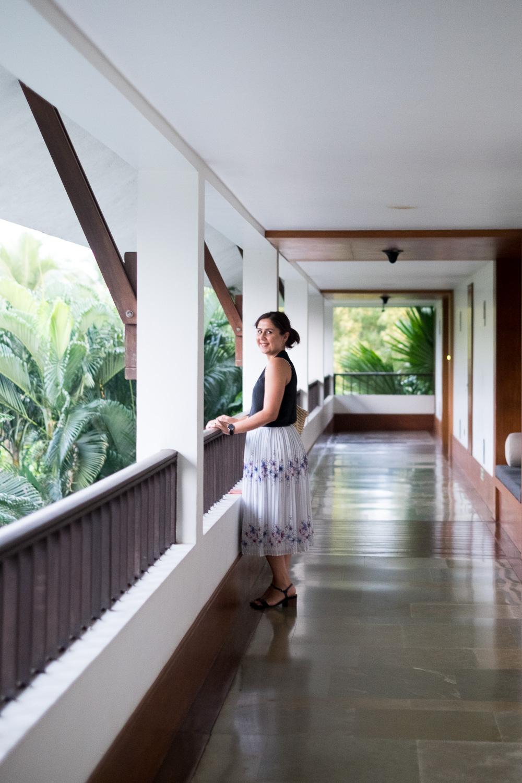 Alila Diwa luxury holiday resort in Goa India
