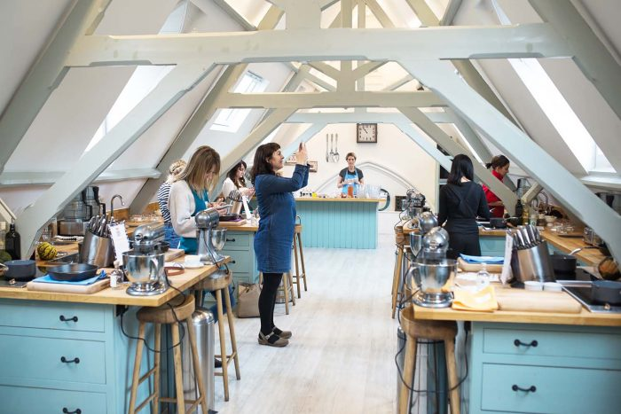 An Extraordinary Cooking Workshop with Taylors of Harrogate at Cactus Kitchens in London