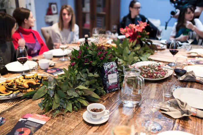 An Extraordinary Cooking Workshop and Lesson in Speciality Coffee with Taylors of Harrogate at Cactus Kitchens in London