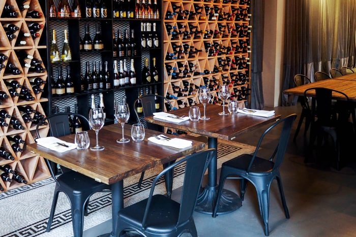 Enoteca Rosso: A Wine Bar and Restaurant in Kensington