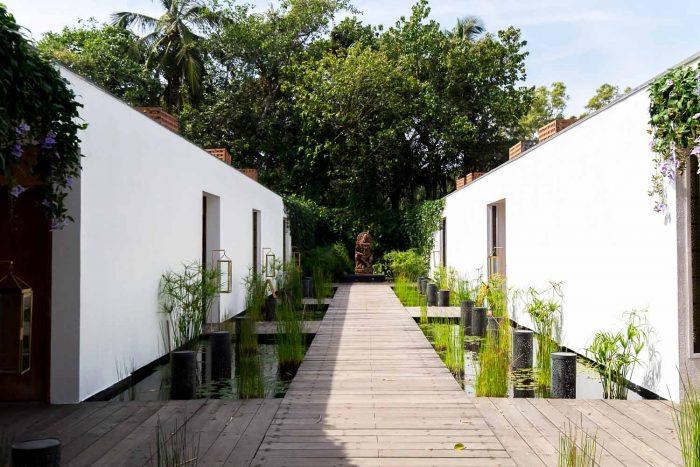 Spa at Alila Diwa Goa, India