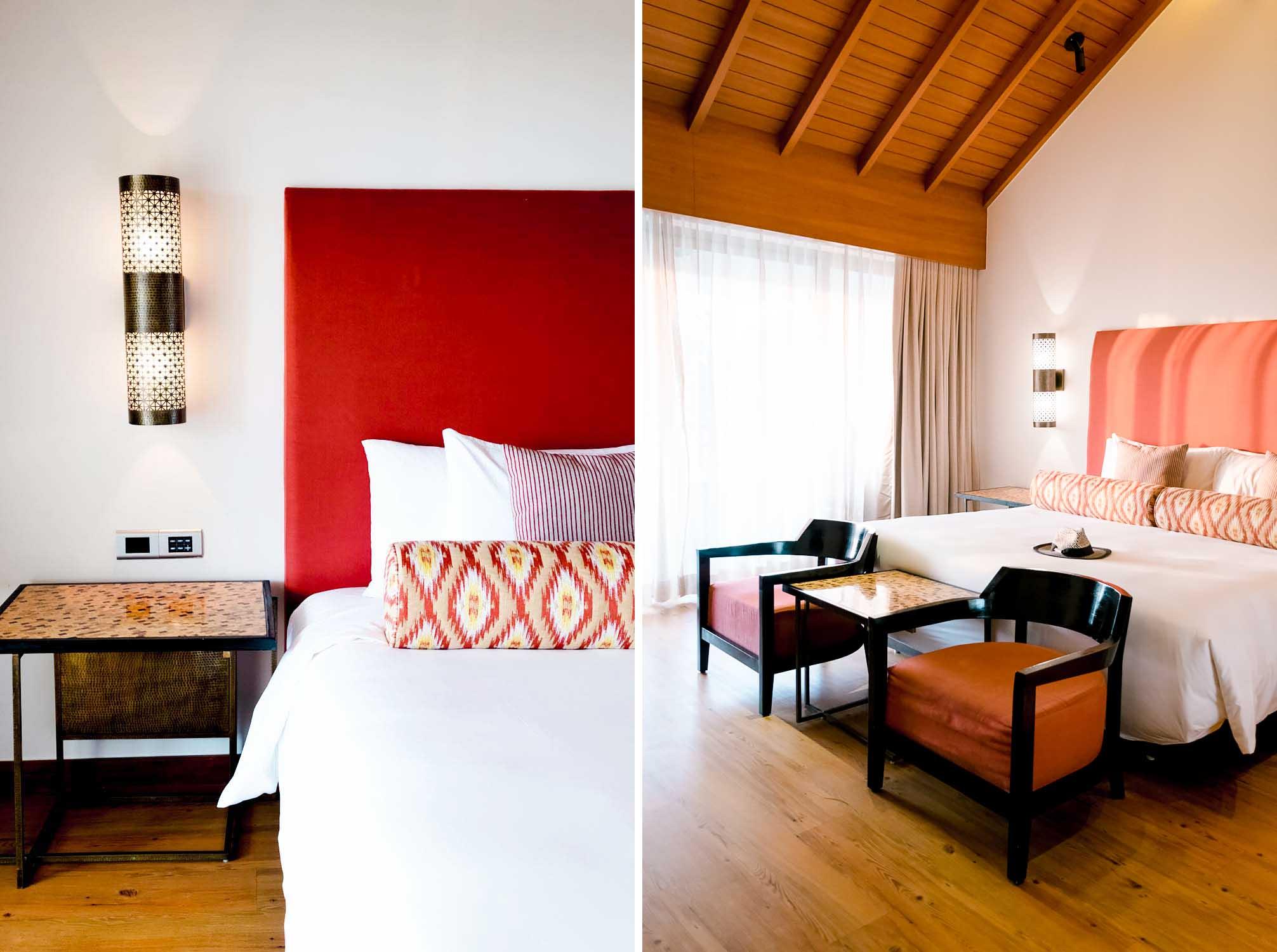 The Loft Room - Alila Diwa Goa Resort, India