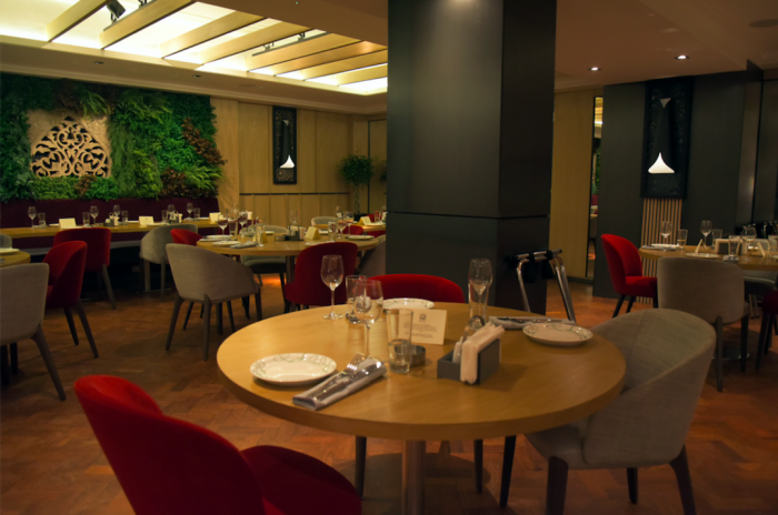 Abd el Wahab: Authentic Lebanese Cuisine in London