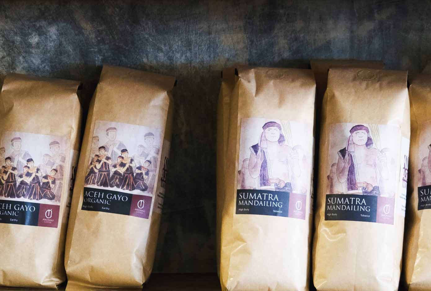 Anomali Coffee - My Top 12 Speciality Coffee and Brunch Shops in Bali | A Guide of Bali | Mondomulia
