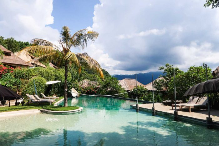 Carte Bali Avec Distance.Discover The Beauty Of Bali S East Coast At Bloo Lagoon Village