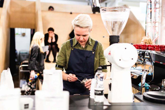 Agnieszka Rojewska - 2018 London Coffee Masters Champion