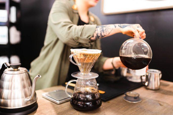 A Day at The London Coffee Festival 2018 | Mondomulia