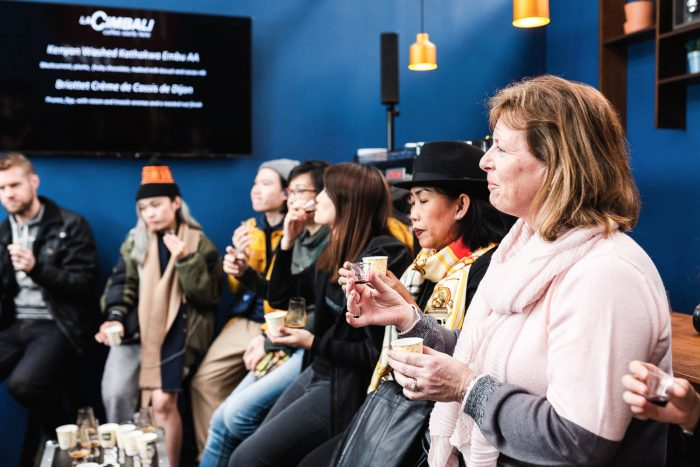 Coffee Sensory Experience by Cimbali | The London Coffee Festival 2018