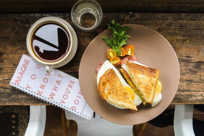 Seniman coffee in Ubud, Bali